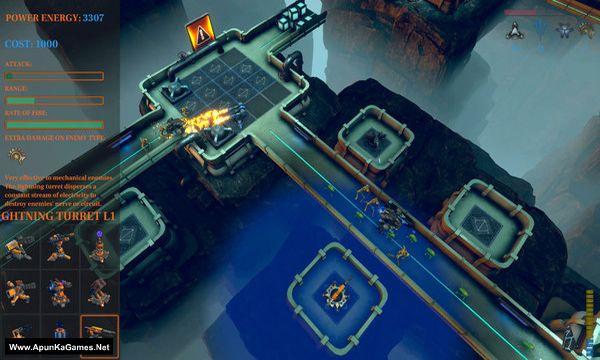 Uifo Defense Hd Screenshot 2, Full Version, PC Game, Download Free