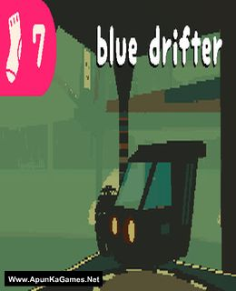 Blue Drifter Cover, Poster, Full Version, PC Game, Download Free