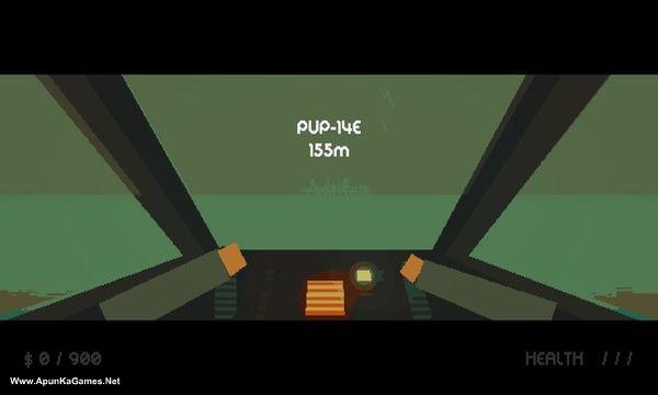 Blue Drifter Screenshot 3, Full Version, PC Game, Download Free