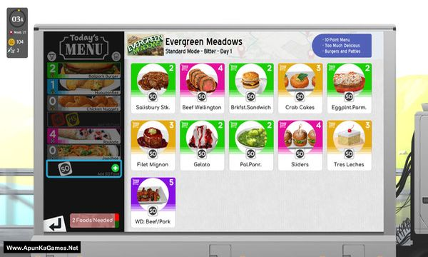 Cook, Serve, Delicious! 3?! Screenshot 2, Full Version, PC Game, Download Free