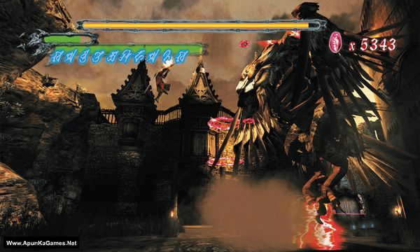 Devil May Cry HD Collection Screenshot 1, Full Version, PC Game, Download Free