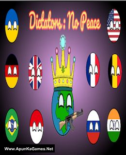 Dictators:No Peace Countryballs Cover, Poster, Full Version, PC Game, Download Free