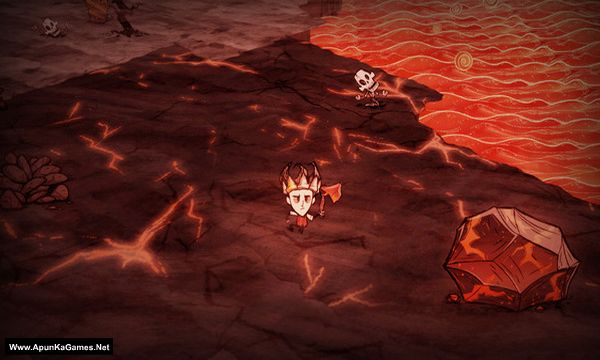 Don't Starve: Shipwrecked Screenshot 2, Full Version, PC Game, Download Free