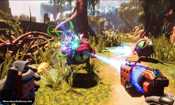 Journey to the Savage Planet Screenshot 1, Full Version, PC Game, Download Free