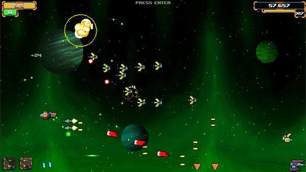 Space Elite Force II Screenshot 2, Full Version, PC Game, Download Free