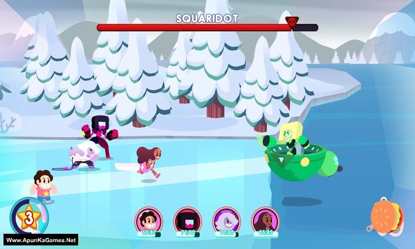 Steven Universe: Save the Light Screenshot 2, Full Version, PC Game, Download Free