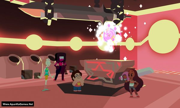 Steven Universe: Save the Light Screenshot 3, Full Version, PC Game, Download Free