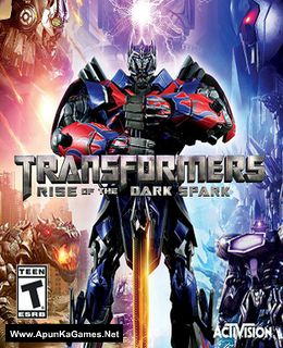 Transformers Rise of the Dark Spark Cover, Poster, Full Version, PC Game, Download Free