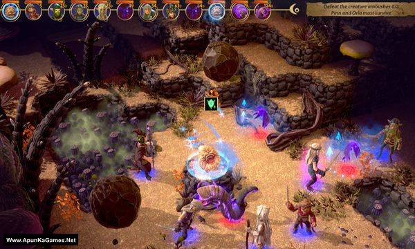 The Dark Crystal: Age of Resistance Tactics Screenshot 3, Full Version, PC Game, Download Free