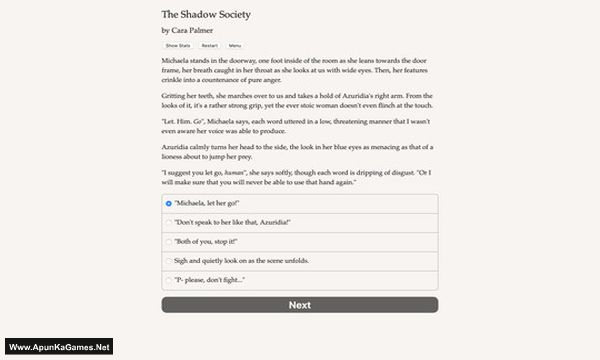 The Shadow Society Screenshot 3, Full Version, PC Game, Download Free