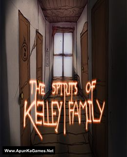 The Spirits of Kelley Family Cover, Poster, Full Version, PC Game, Download Free