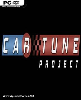 Car Tune: Project Cover, Poster, Full Version, PC Game, Download Free
