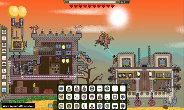 Mechanic Miner Screenshot 1, Full Version, PC Game, Download Free