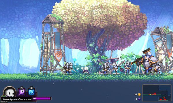Skul: The Hero Slayer Screenshot 1, Full Version, PC Game, Download Free