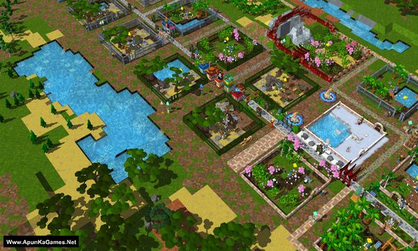 Zoo Constructor Screenshot 2, Full Version, PC Game, Download Free