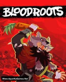 Bloodroots Cover, Poster, Full Version, PC Game, Download Free