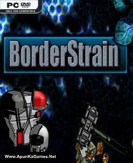 BorderStrain Cover, Poster, Full Version, PC Game, Download Free