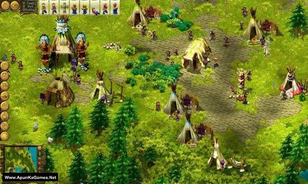 Cultures 1+2 Screenshot 2, Full Version, PC Game, Download Free