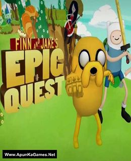 Finn and Jake's Epic Quest Cover, Poster, Full Version, PC Game, Download Free
