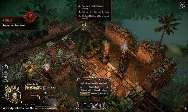 Hard West Screenshot 1, Full Version, PC Game, Download Free