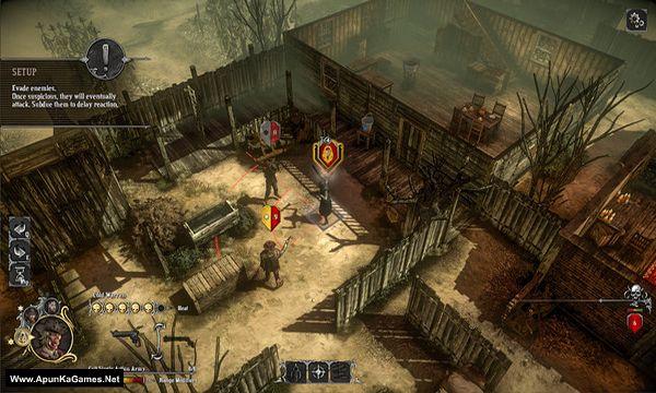 Hard West Screenshot 2, Full Version, PC Game, Download Free