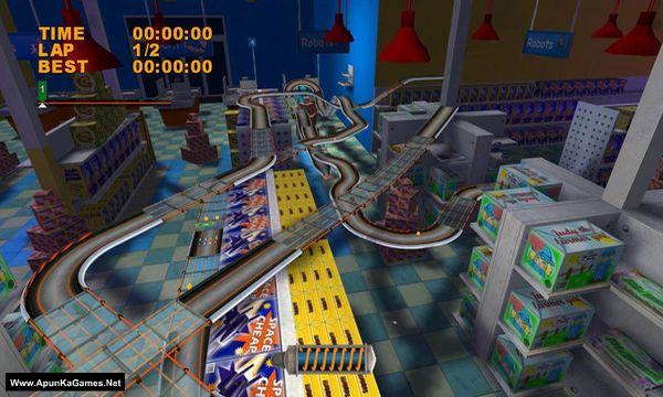 Mad Tracks Screenshot 3, Full Version, PC Game, Download Free
