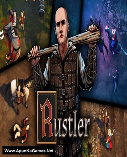 Rustler (Grand Theft Horse) Cover, Poster, Full Version, PC Game, Download Free