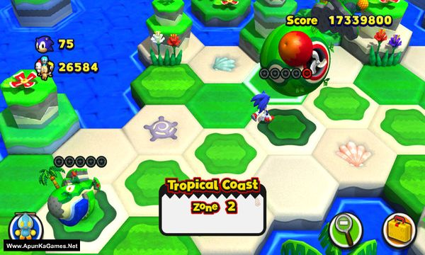 Sonic Lost World Screenshot 1, Full Version, PC Game, Download Free