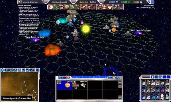 Space Empires V Screenshot 3, Full Version, PC Game, Download Free
