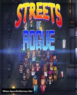 Streets of Rogue Cover, Poster, Full Version, PC Game, Download Free