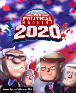 The Political Machine 2020 Cover, Poster, Full Version, PC Game, Download Free