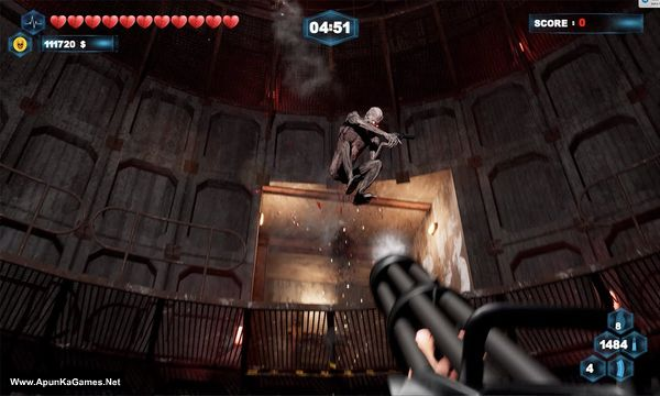 Waves of Death Screenshot 2, Full Version, PC Game, Download Free
