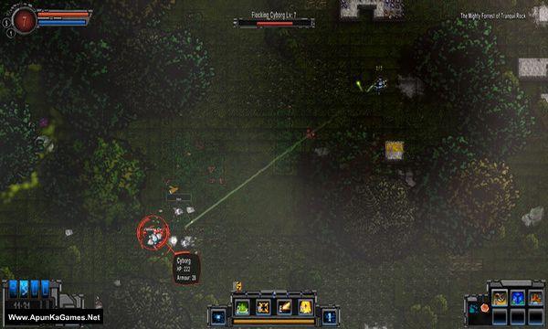 BorderStrain Screenshot 3, Full Version, PC Game, Download Free