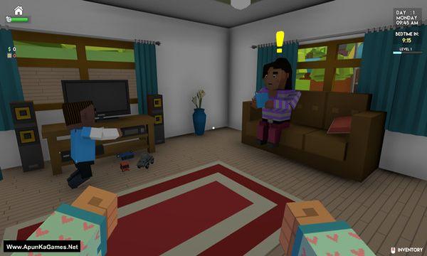Family Man Screenshot 3, Full Version, PC Game, Download Free
