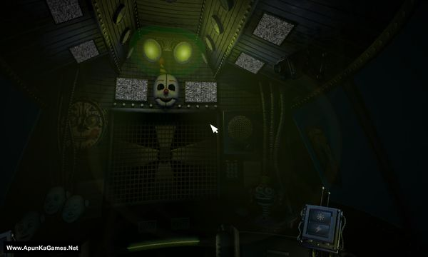 Five Nights at Freddy's: Sister Location Screenshot 2, Full Version, PC Game, Download Free