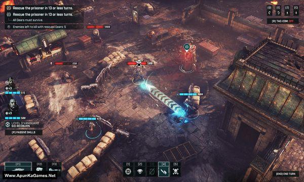 Gears Tactics Screenshot 2, Full Version, PC Game, Download Free