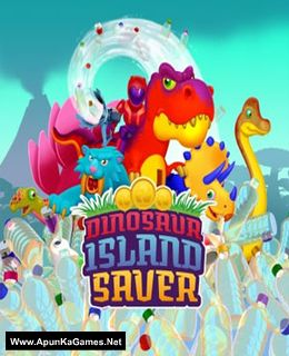 Island Saver Dinosaur Island Cover, Poster, Full Version, PC Game, Download Free