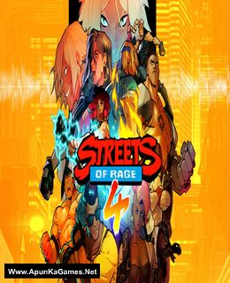 Streets of Rage 4 Cover, Poster, Full Version, PC Game, Download Free
