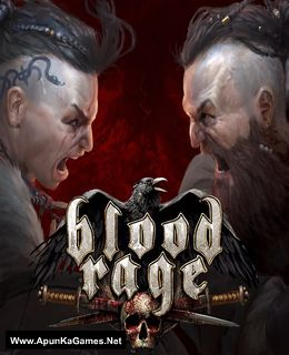 Blood Rage Digital Edition Cover, Poster, Full Version, PC Game, Download Free