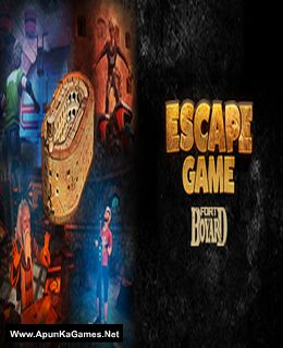 Escape Game Fort Boyard Cover, Poster, Full Version, PC Game, Download Free