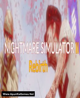 Nightmare Simulator 2 Rebirth Cover, Poster, Full Version, PC Game, Download Free