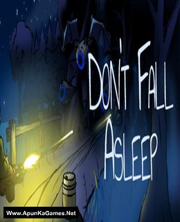 Don't Fall Asleep Cover, Poster, Full Version, PC Game, Download Free