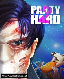 Party Hard 2 Cover, Poster, Full Version, PC Game, Download Free