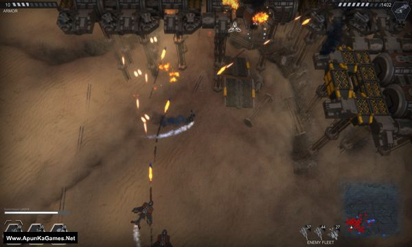 Sky of Destruction Screenshot 3, Full Version, PC Game, Download Free