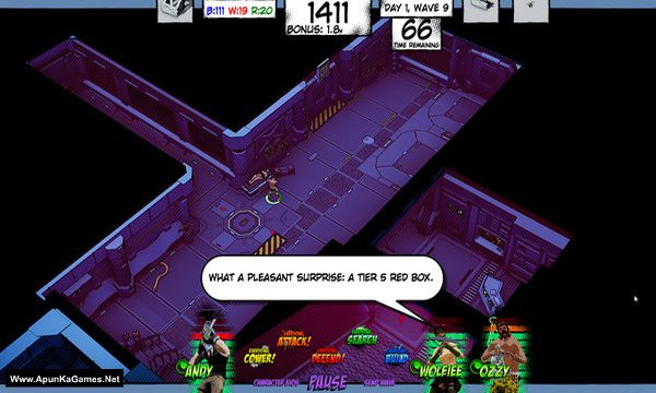Space Raiders in Space Screenshot 1, Full Version, PC Game, Download Free