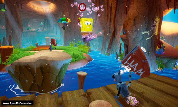 SpongeBob SquarePants: Battle for Bikini Bottom – Rehydrated Screenshot 2, Full Version, PC Game, Download Free
