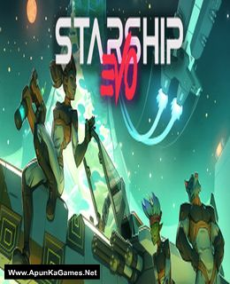 Starship EVO Cover, Poster, Full Version, PC Game, Download Free