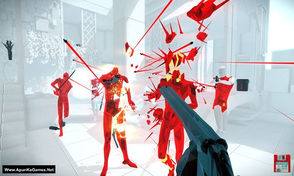 Superhot: Mind Control Delete Screenshot 1, Full Version, PC Game, Download Free