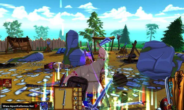 Three Heroes Screenshot 2, Full Version, PC Game, Download Free