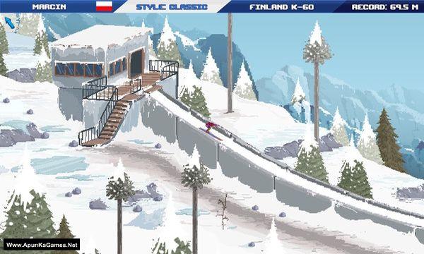 Ultimate Ski Jumping 2020 Screenshot 2, Full Version, PC Game, Download Free
